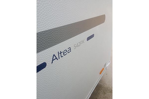 ADRIA ALTEA 542 PK 2019