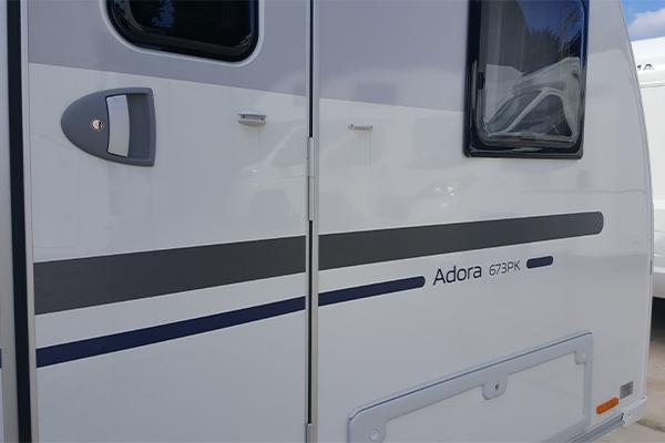 ADRIA ADORA 673 PK 2020