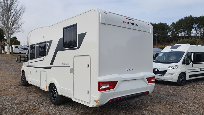 ADRIA MATRIX AXESS 670 SC 2021
